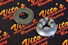1 x Vito's Performance axle castle hub nut washer Yamaha Banshee Blaster Raptor