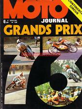 MOTO JOURNAL  138 Spécial Grand Prix de Vitesse 1973 MOTOGP Tourist Trophy 1973