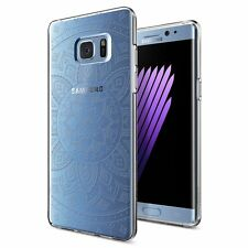 Spigen Galaxy Note FE Case Liquid Crystal Shine Clear