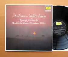 DG 413 253-1 A Midsummer Night's Dream Romantic Overtures NEAR MINT Compilation