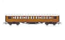 """Hornby R4828 OO Gauge LNER 61'6"""" Gresley Corr 3rd Coach 23864"""