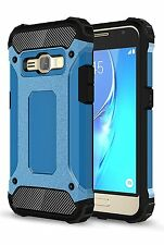 For Samsung Galaxy Express 3 Case Rugged Hybrid Armor Shockproof Phone Cover