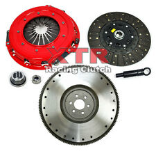 XTR STAGE 1 CLUTCH KIT+SOLID FLYWHEEL 86-95 FORD MUSTANG GT LX COBRA SVT 5.0 302