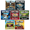 Dav Pilkey Adventures of Dog Man Series 1-7 Books collection set Children's pack