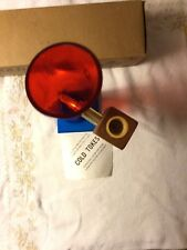 Collectable Vintage COLD TOKE Milwaukee Mask Comp Red Or Blue hookah Pipe Unused