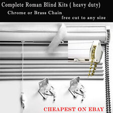 ROMAN BLIND COMPLETE KIT- DISPATCH IN TWO DAYS-Original quality , Child Safety