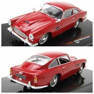 1/43 Ixo Aston Martin DB4 Coupe 1958 Rouge Neuf En Boîte Livraison Domicile