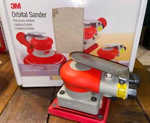 3M Orbital Sander 20331 Non-Vacuum 10000 RPM 1/8 Th Inch