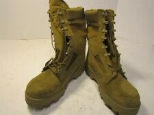 Bates Warrior 47501 USMC Womens Leather/1680 Denier Nylon Steel Toe Boots 8 M
