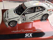 Ref: 13140 SCX Digital BMW 320i WTCC Slotcar 1:32