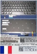 Clavier Azerty Français DELL XPS 14 L421X / 15 L521X NSK-L62BC 0v4ktd v4ktd