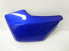 Carena fianchetto sinistro cover fairing left HONDA CB 400 N - 83700443610ZC blu