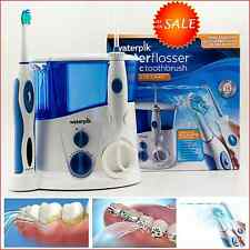 New Waterpik Water Pick Flosser Electric Sonic Toothbrush Gums Braces Oral Care