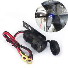 12V a 5V moto impermeabile cellulare USB Charger adattatore di alimentazione