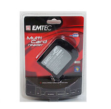 EMTEC EKLMFLUO2N MULTI CARD READER USB 2.0 LETTORE DI MEMORIE UNIVERSALE