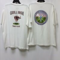 TOMMY BAHAMA Men's T-Shirt -2ND QUALITY -2 for 23.99 -Grilling Wine BBQ Football