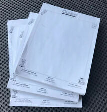Lot of 4 Cranium Board Game Replacement Paper Writing Pads 2002