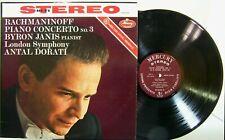 Antal Dorati - Rachmaninoff - Piano Concerto No. 3 - MERCURY LIVING PRESENCE