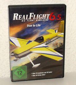 RealFlight Real Flight 6.5 + Airplane Mega Pack