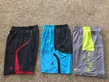 MEN'S NIKE BASKETBALL SHORTS JORDAN & ELITE ~ SIZE SMALL ~ NWT ~ 3 pairs