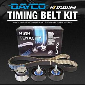 Dayco Timing Belt Kit for Volkswagen EOS 1F Golf Type 5 6 Jetta 1k 2.0L 4cyl