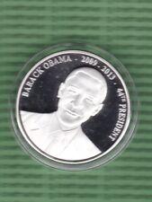 Medaille Präsidenten der USA, Barak Obama, PP  (M5069)