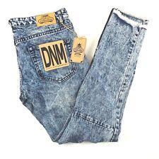 American Stich D.N.M Slim Zerstört Gebleicht Jeans Herren 32/34/36/38 x33