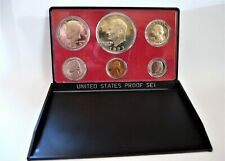 1973 U S MINT PROOF COIN SET FREE SHIPPING!