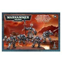 Warhammer 40K Paladins of the Gray Knights (Gray Knights Paladins Squad)