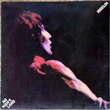 33t Jacques Higelin - No man's land (LP)