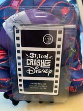 More details for stitch crashes disney collection - beauty and the beast plush 12 tag protectors