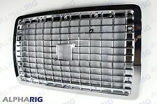 2004 - 2013 VOLVO VNL Front Grille Grill ALL Chrome NEW W/bug screen G47W