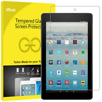 JETech Screen Protector for Amazon Fire HD 10 (2017 release) Tempered Glass Film