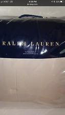 Ralph Lauren Park Avenue Modern Justina Queen  comforter Taupe $450
