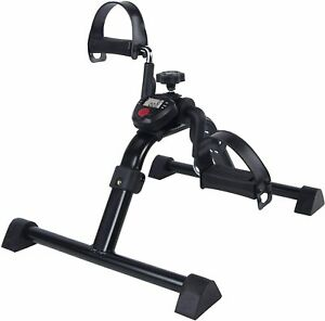 Vaunn Medical Folding Pedal Exerciser with Electronic Display