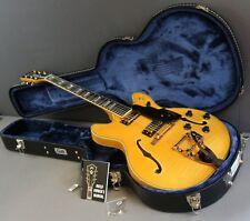 Guild Starfire VI Semi-Hollowbody Archtop Electric Guitar W/OHSC, Made in Korea