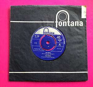 "E534, The Knack, Alan Haven, RARE 7"" 45rpm Single, Excellent Condition"