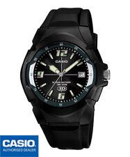 CASIO MW-600F-1A*MW-600F-1AVDF**ORIGINAL**ENVIO CERTIFICADO*SUMERGIBLE*NEGRO