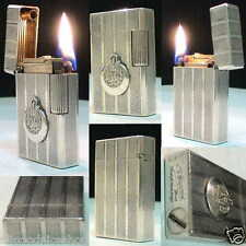 BRIQUET Ancien * ST DUPONT - Indochine - * Vintage LIGHTER Feuerzeug Accendino