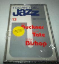 Giants of Jazz 13- Buckner, Tate, Bishop - Cassette - SEALED