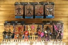 """Marvel Legends 6"""" BLACK PANTHER All 10 figures + BAF Toys""""R""""Us Walmart Exclusive"""