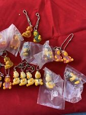 Winnie The Pooh 20 Small Figurines Wholesale Lot New Charms