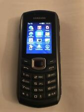 Samsung B2710 Black (Unlocked) Solid Immerse Mobile Phone