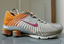 NIKE ZOOM SHOX MEN'S RUNNING SHOES ATHLETIC SNEAKERS 318684-061 Size US 8.5