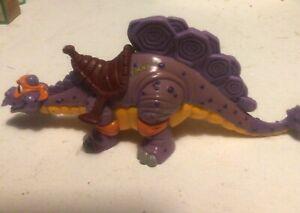 Vintage 1993 TMNT Silly Stegosaurus