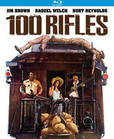100 Rifles [New Blu-ray]