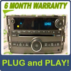 Unlocked New 2006 - 2011 Chevrolet CHEVY HHR Radio MP3 6 Disc Changer Stereo