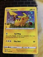 Pikachu 25th Anniversary Card SWSH039 HOLO Promo Pokemon General Mills