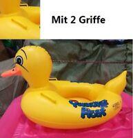 Babyboot Schwimmsitz Schwimmhilfe Schwimmreifen Schwimmring Baby Ente Duck