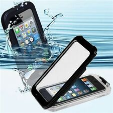 25ft Waterproof Shockproof Dirt Sand Proof Touch Screen Case 4 iPhone 4 5 5S 5C